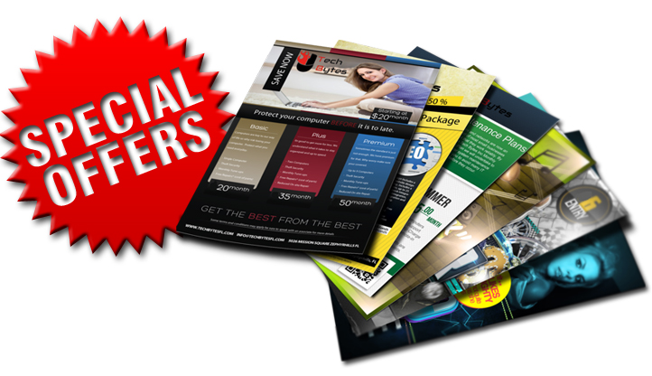 flyers-special offer